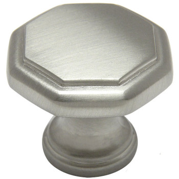 Cosmas 5181SN Satin Nickel Cabinet Knob