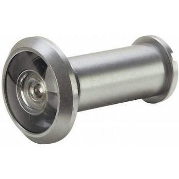 Satin Nickel 180 Degree Wide Angle Door Viewer: 51-8977