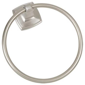 Regal Series Satin Nickel Towel Ring