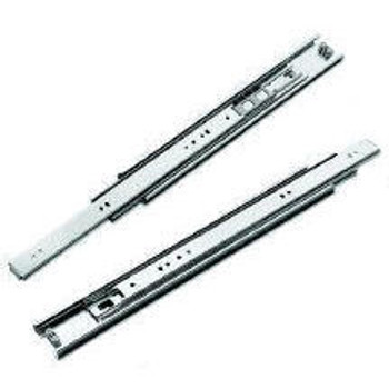 "Promark 16"" Full Extension Ball Bearing Drawer Slides : 10 Pair Pack : 10-PRO100-16"