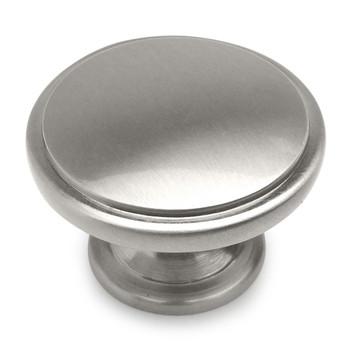 Cosmas 4306SN Satin Nickel Oversized Cabinet Knob