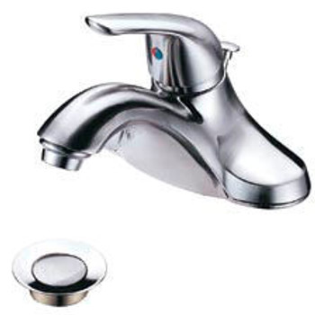 Crystal Cove 14-4915 Chrome Lavatory Vanity Faucet