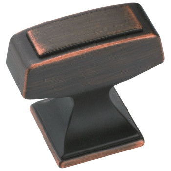 Amerock BP53029-ORB Mulholland Oil Rubbed Bronze Cabinet Knob