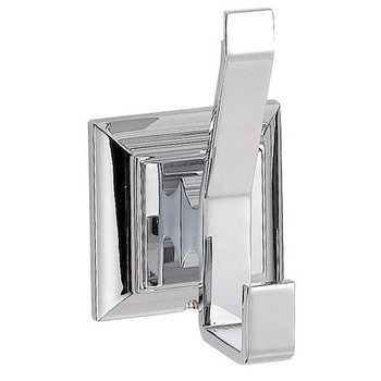 Designers Impressions 600 Series Polished Chrome Robe Hook: BA609