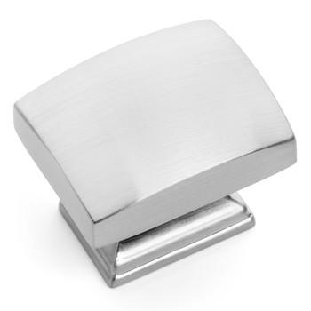 Cosmas 8105SN Satin Nickel Contemporary Cabinet Knob