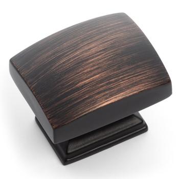 Cosmas 8105ORB Oil Rubbed Bronze Contemporary Cabinet Knob