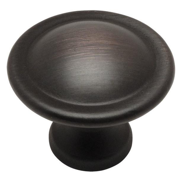Cosmas 4539ORB Oil Rubbed Bronze Cabinet Knob