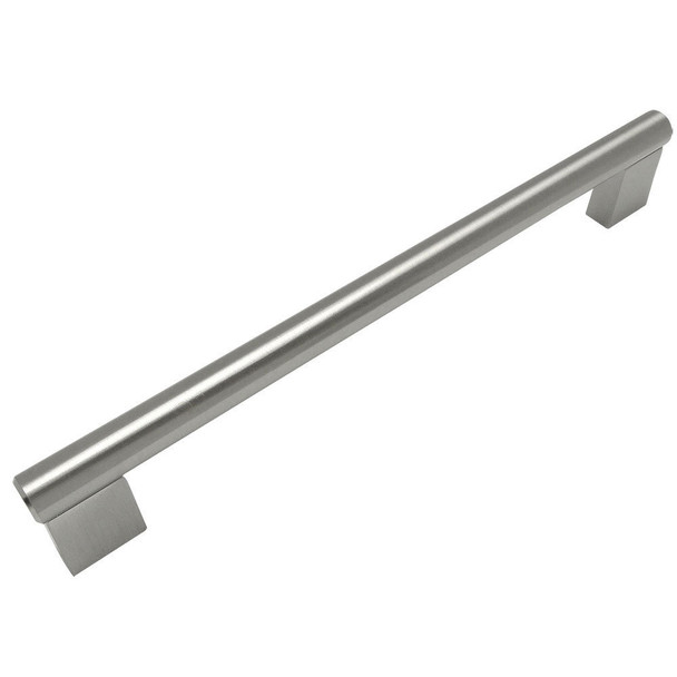 Cosmas 377-192SN Satin Nickel Contemporary Style Bar Pull