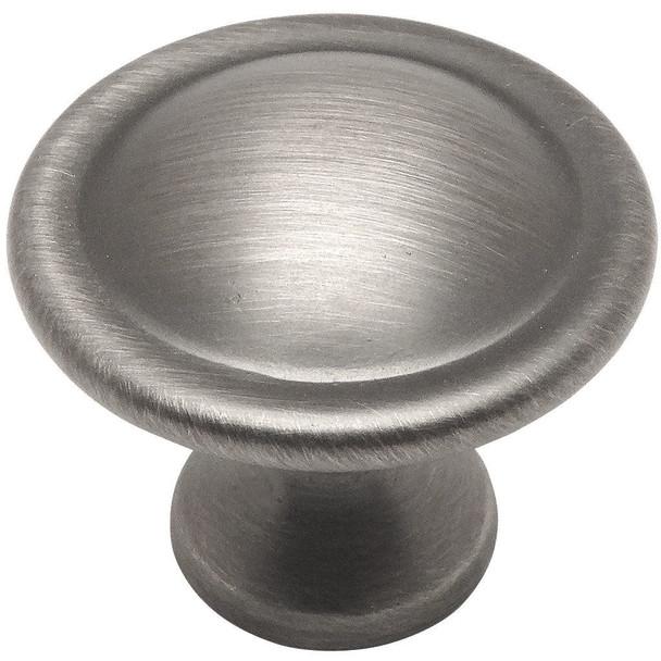 Cosmas 4539AS Antique Silver Cabinet Knob
