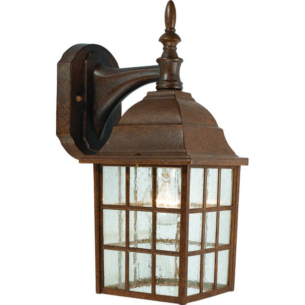 Artesian Bronze Outdoor Patio / Porch Exterior Light Fixture : 54-4114