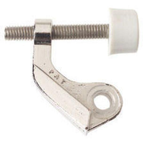 Satin Nickel Door Saver Hinge Pin Door Stop