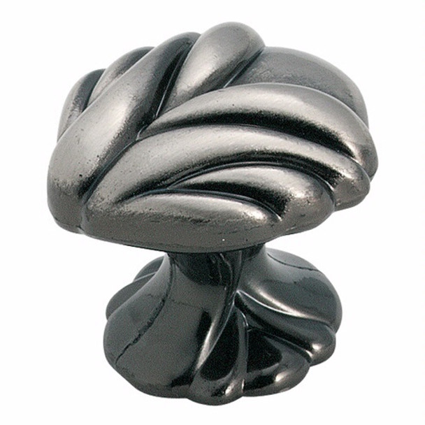 Amerock BP1475-PWT Expressions Pewter Cabinet Knob