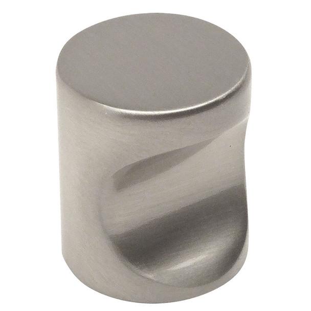 Cosmas 3312SN Satin Nickel Cabinet Knob