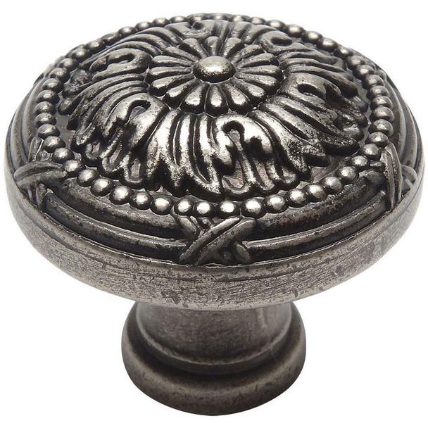 Cosmas 9460WN Weathered Nickel Cabinet Knob