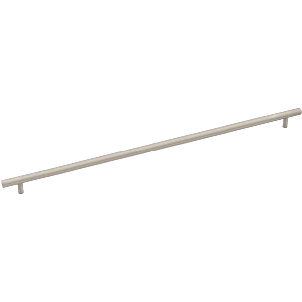 Cosmas 425-480-H-SS Stainless Steel Cabinet Hardware Euro Style Hollow Bar Pull