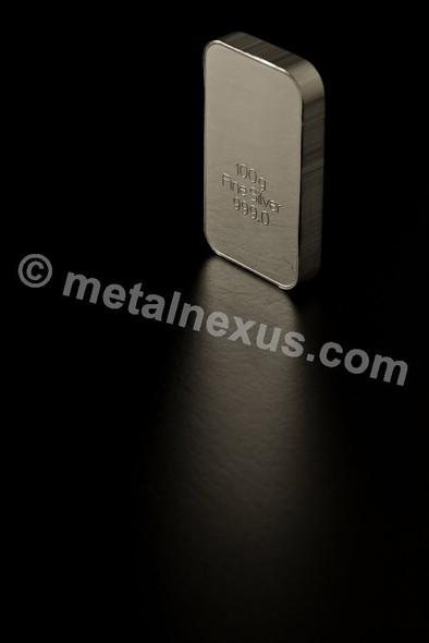 Silver Bar 100gr