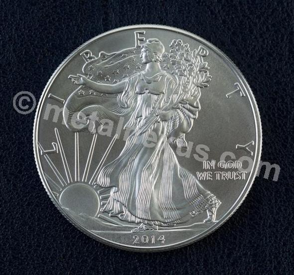1 Oz Fine Silver Eagle