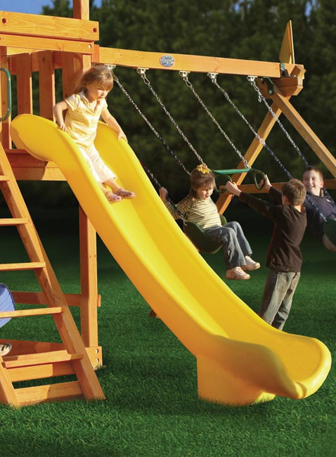 Super Straight Scoop Slide Playsetparts Com