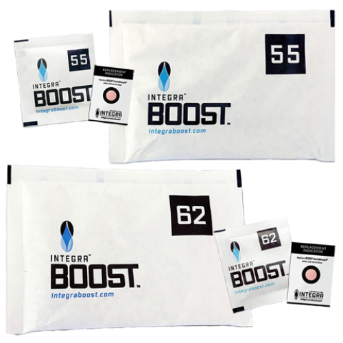 Integra Boost 2 Way Humidity Control Humidity Packs