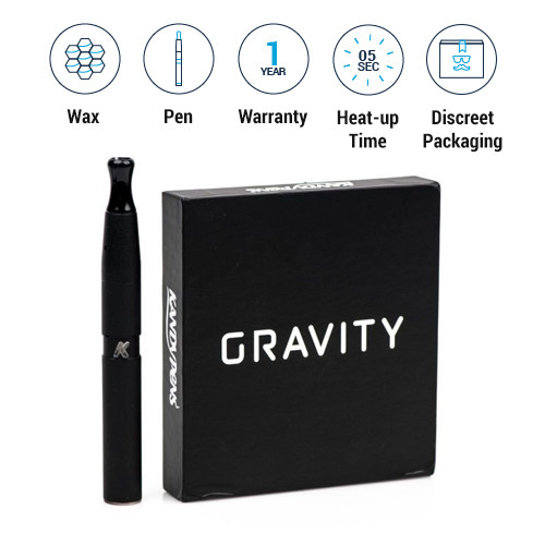Gravity vaporizer - Full Kit