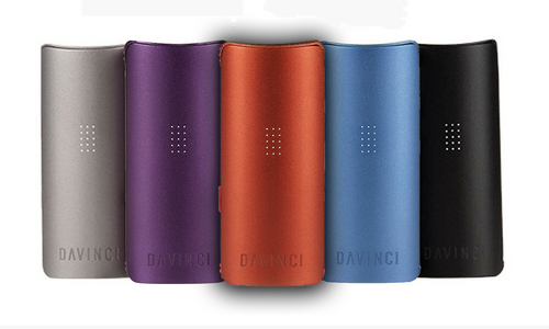 DaVinci Miqro Vaporizer Standard and Explorer Kit