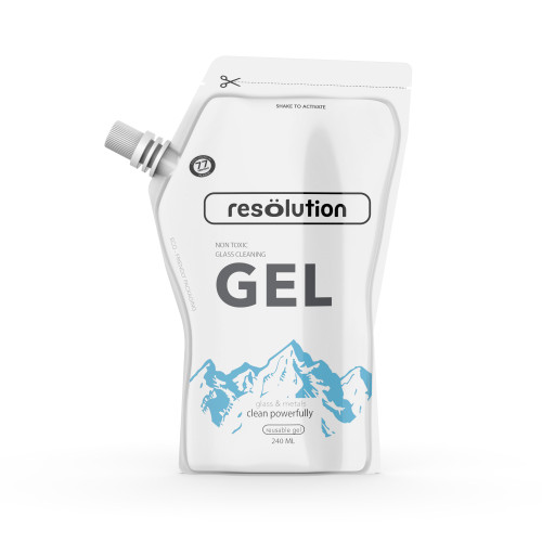 Res Gel - Glass Bong & Pipe Cleaning Solution