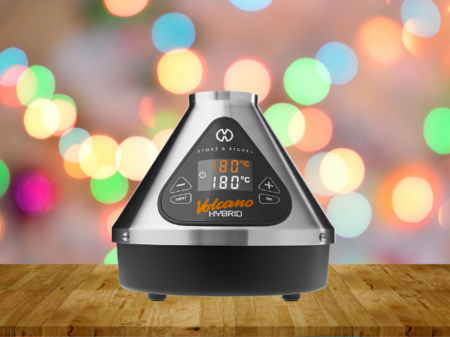 Volcano Hybrid Desktop Vaporizer