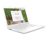 HP 14-CA091 Intel N3350U 4GB 32GB 14-inch FHD 1920x1080 Chromebook Laptop White