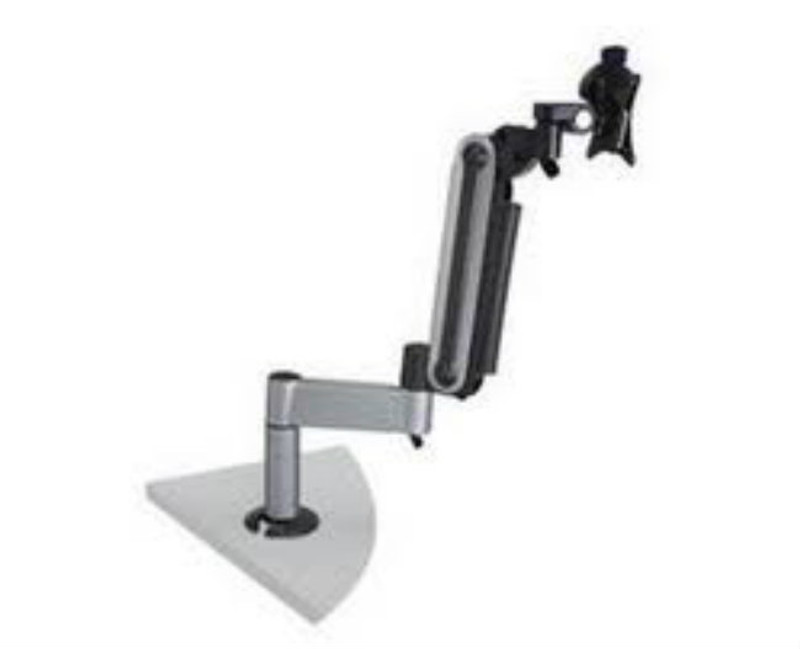 V7 Dual Gas Arm Deskmount for Small Flat Panel Display