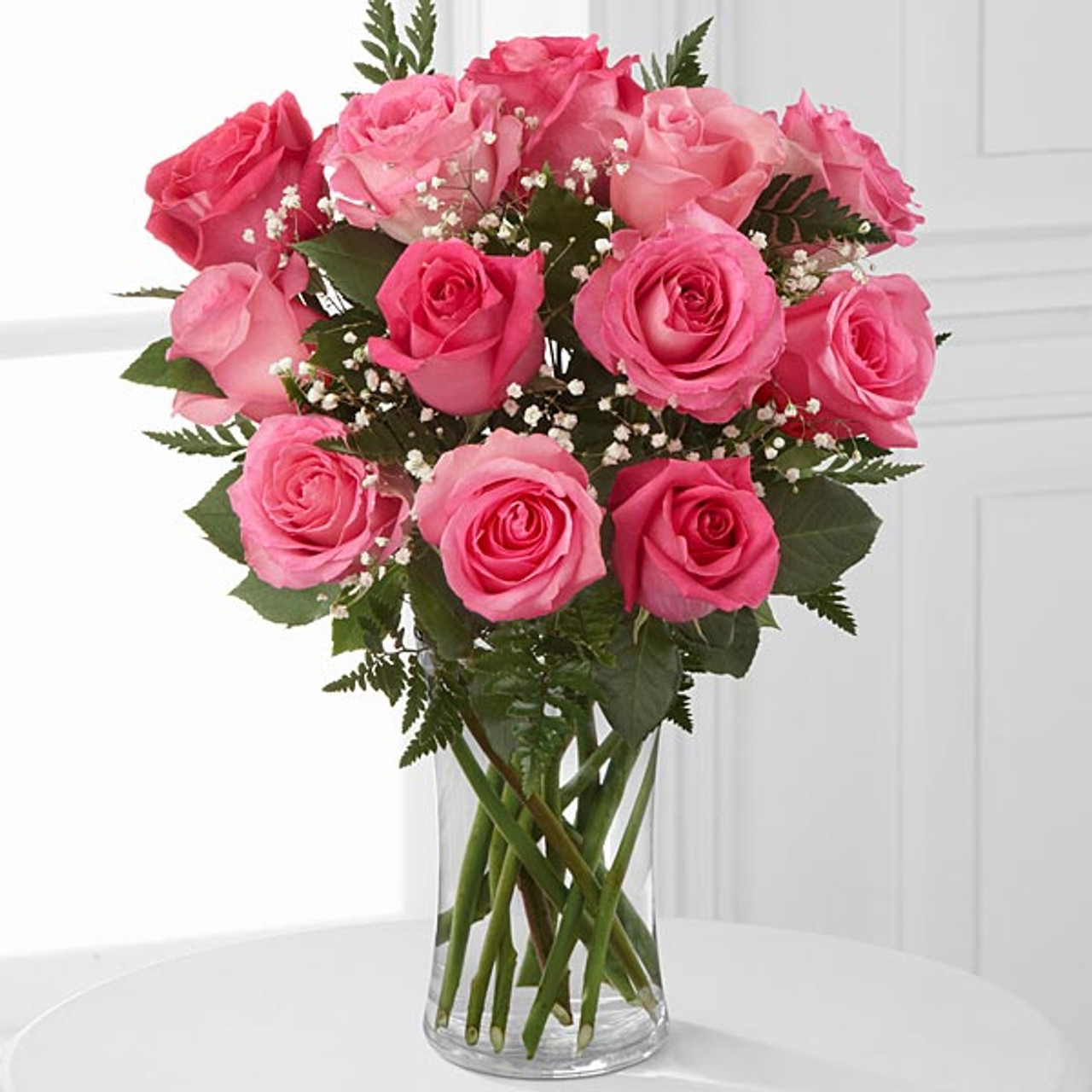 Dozen Roses Choose Color Georgetown Flowers Gifts