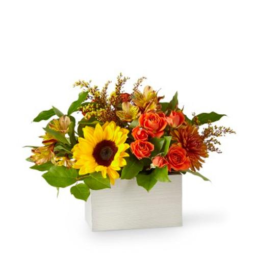 FTD Golden Hour Bouquet