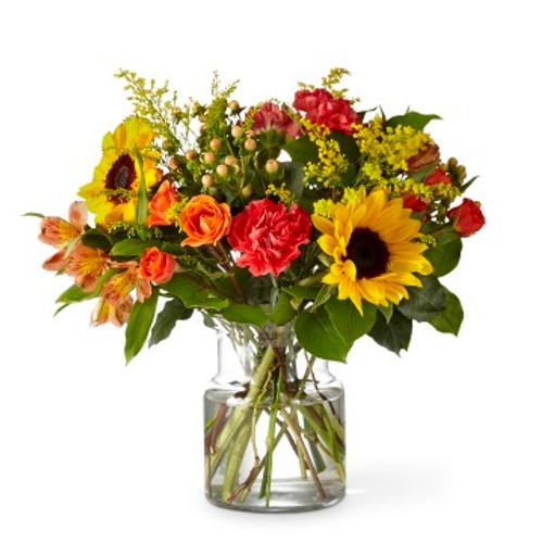 FTD Sunnycrisp Bouquet