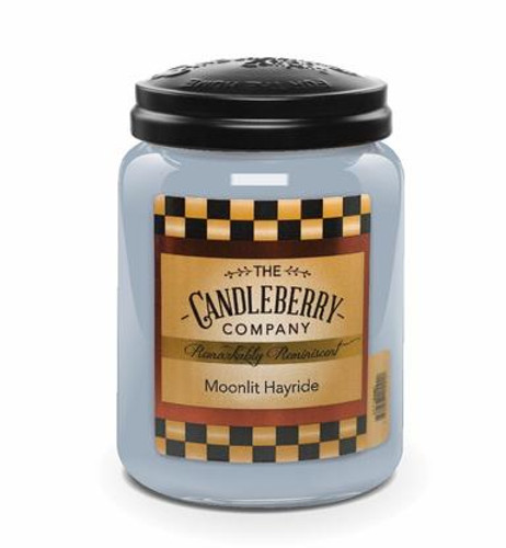 Moonlit Hayride Candleberry Candle