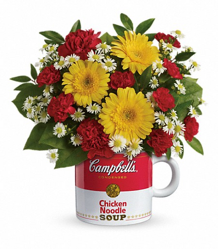 Campbell's Healthy Wishes Bouquet
