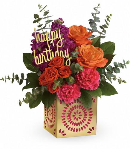 Teleflora's Birthday Sparkle Bouquet
