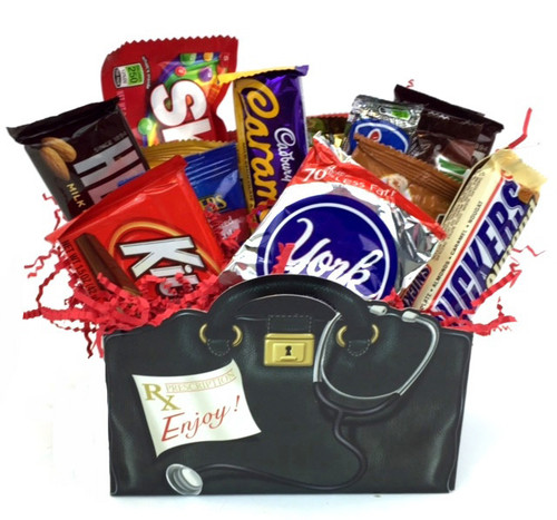 Get Well Snack Basket