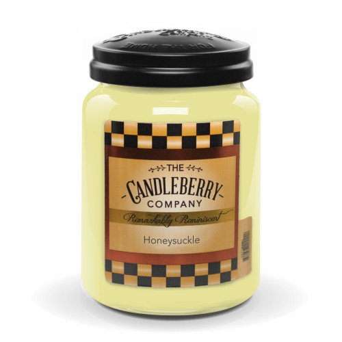 Honeysuckle Candleberry Candle
