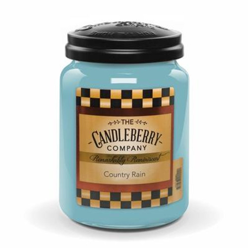 Country Rain Candleberry Candle