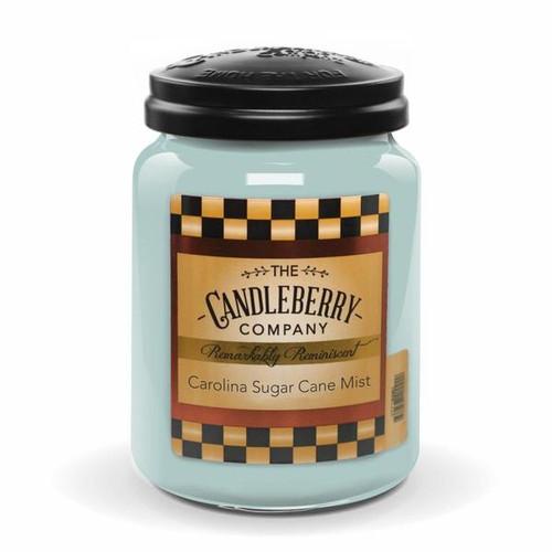 Carolina Sugar Cane Mist Candleberry Candle
