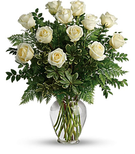 Teleflora's A Joy of Roses Bouquet