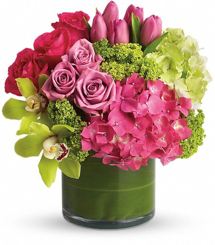 Teleflora's New Sensations Bouquet