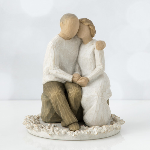 Anniversary Cake Topper Willow Tree Angel