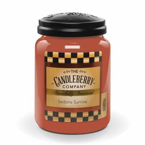 Sedona Sunrise Candleberry Candle