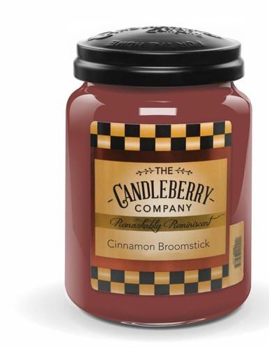 Cinnamon Broomstick Candleberry Candle