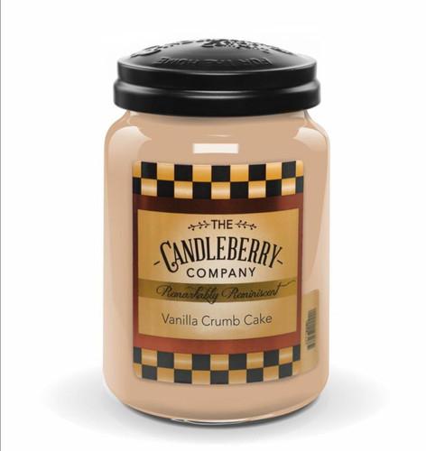 Vanilla Crumb Cake Candleberry Candle