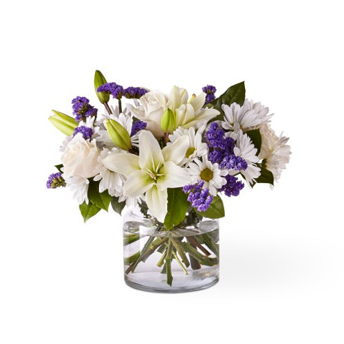 FTD Beyond Blue Bouquet