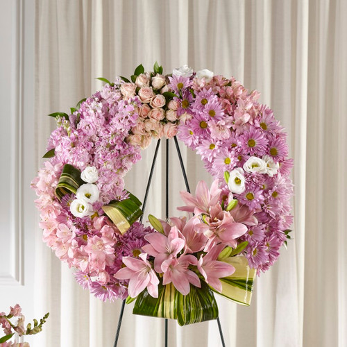 FTD Gift of Warmth Wreath