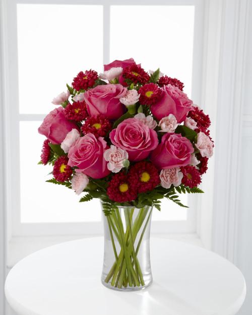 ThePrecious Heart Bouquet