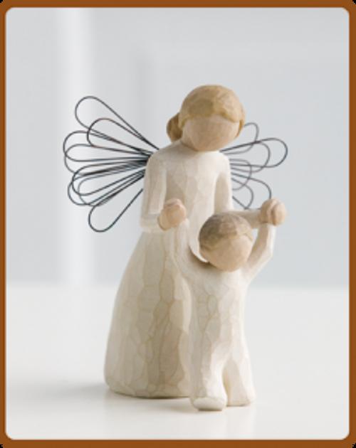 Guardian Angel Willow Tree Angel