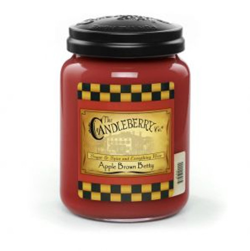 Apple Brown Betty Candleberry Candle